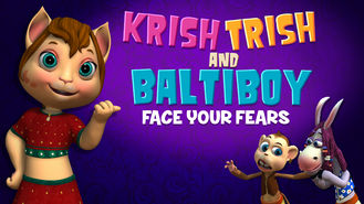 Netflix Box Art for Krish Trish and Baltiboy: Face Your Fears